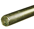 Threaded rod stock in a range of sizes and grades